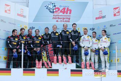 24H-Qualification race