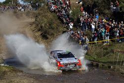 Хейден Пэддон, John Kennard, Hyundai i20 WRC, Hyundai Motorsport