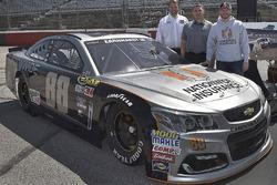 Throwback-Design von Dale Earnhardt Jr., Hendrick Motorsports, Chevrolet