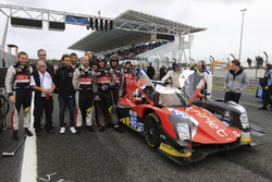 #46 Thiriet by TDS Racing Oreca 05 - Nissan: Pierre Thiriet, Mathias Beche, Ryo Hirakama and Xavier Combet, Thiriet by TDS Racing Team Manager