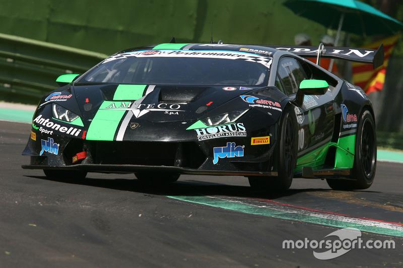 Magli-Casè, Antonelli Motorsport, Lamborghini Huracan S.GTCup #109
