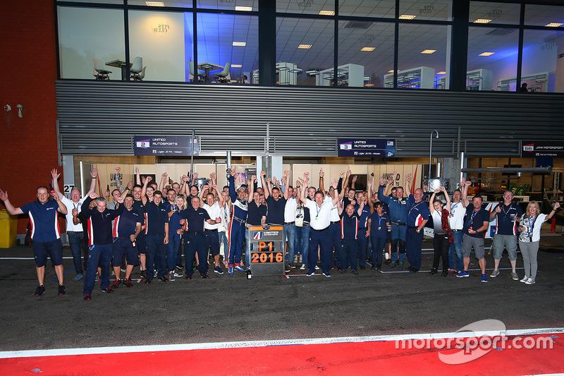 LMP3-Teamchampions: United Autosports