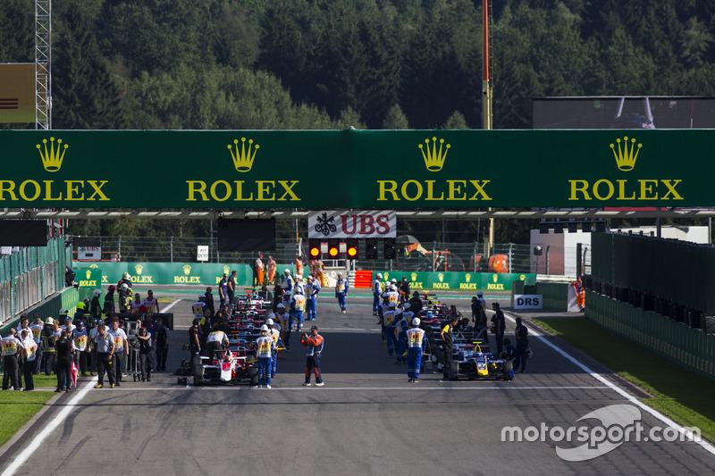 The GP3 grid