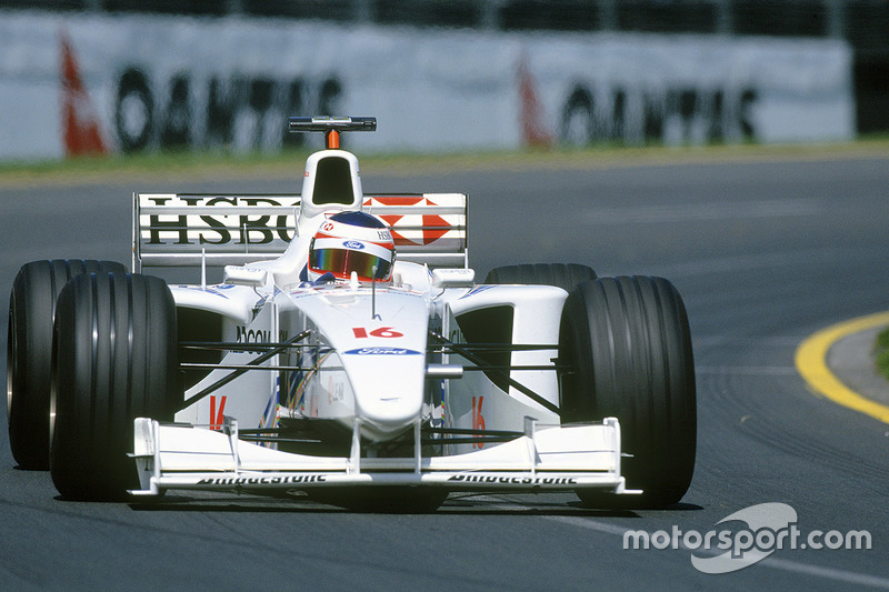 Rubens Barrichello, Stewart Grand Prix SF3