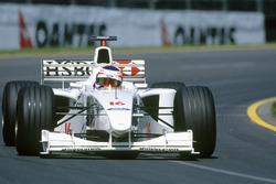Rubens Barrichello, Stewart Grand Prix SF3
