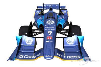 Chip Ganassi Racing sponsor açıklaması