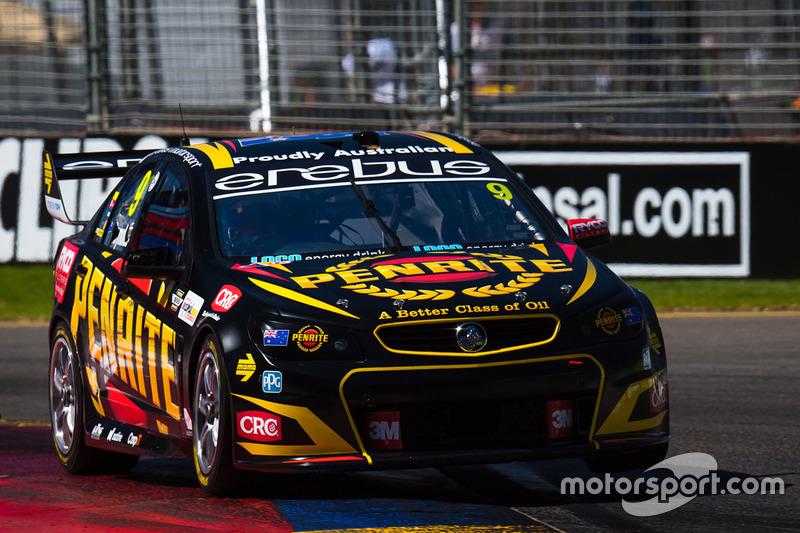 #9: David Reynolds, Erebus Motorsport Holden