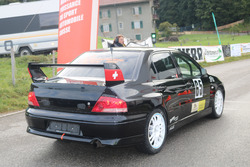 Joe Halter, Mitsubishi Lancer Evo VII, Racing Club Airbag, Start Training