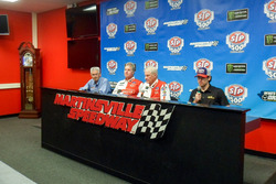 Wood Brothers Racing: Leonard Wood, Eddie Wood, Len Wood, Ryan Blaney