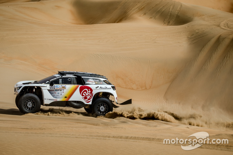Khalid Al Qassimi, Peugeot 3008