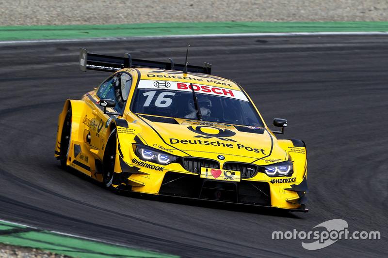 Максим Мартен, BMW M4 DTM