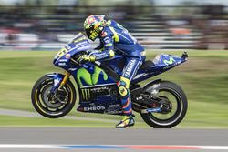 Valentino Rossi, Yamaha Factory Racing effectue un essai de départ
