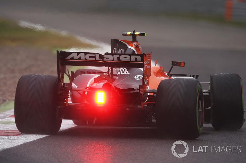 18. Стоффель Вандорн, McLaren MCL32 - 1