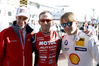 Loic Duval, Audi Sport Team Phoenix, Audi RS 5 DTM, Ronnie Quintarelli, Augusto Farfus, BMW Team RMG, BMW M4 DTM