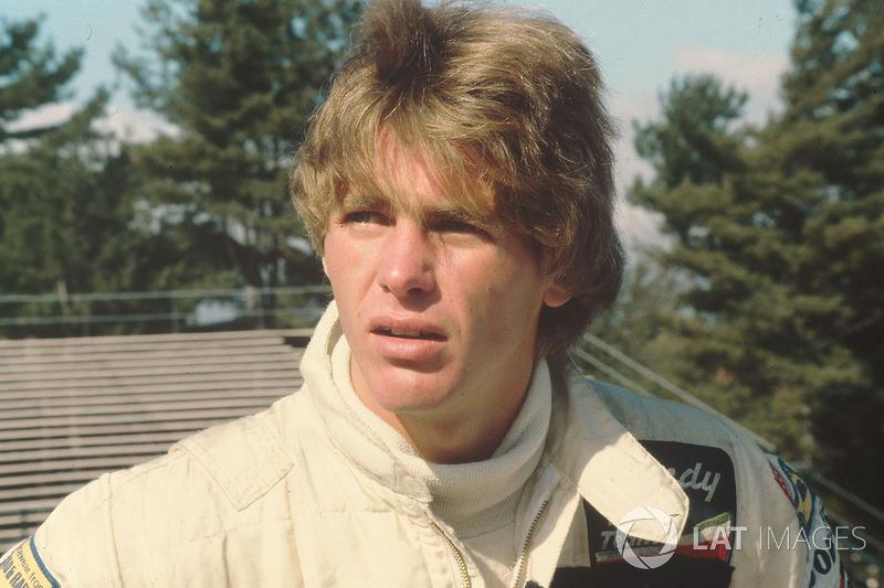 Майк Такуэлл (1980-1984)