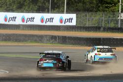 Duncan Ende, Icarus Motorsports, SEAT León TCR, Frédéric Vervisch, Comtoyou Racing, Audi RS3 LMS