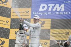 Podio: tercer lugar Robert Wickens, Mercedes-AMG Team HWA, Mercedes-AMG C63 DTM