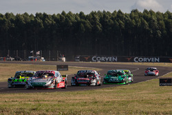 Matias Jalaf, Indecar CAR Racing Torino, Mauro Giallombardo, Werner Competicion Ford, Pedro Gentile, JP Carrera Chevrolet, Juan Jose Ebarlin, Donto Racing Chevrolet
