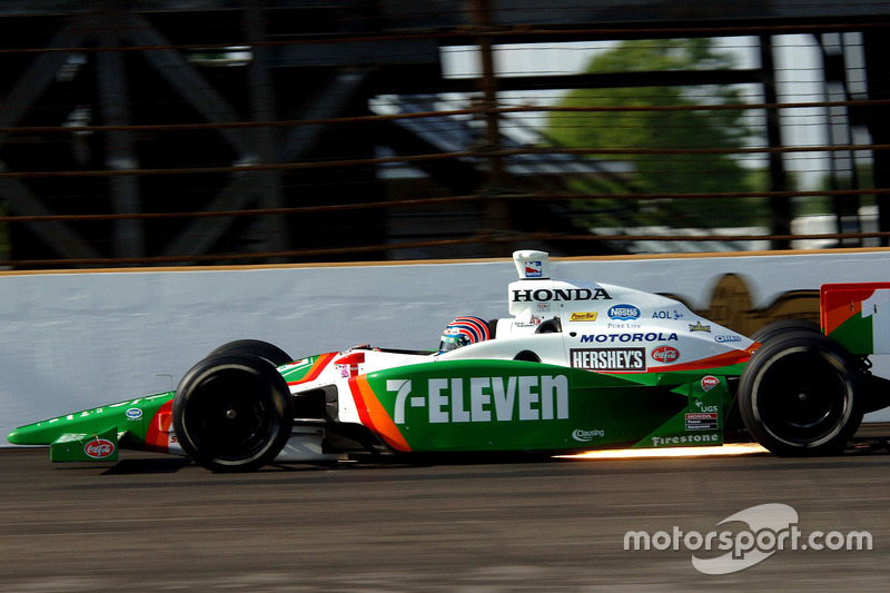 IndyCar, Indianapolis 2005: Tony Kanaan, Andretti Green, Honda