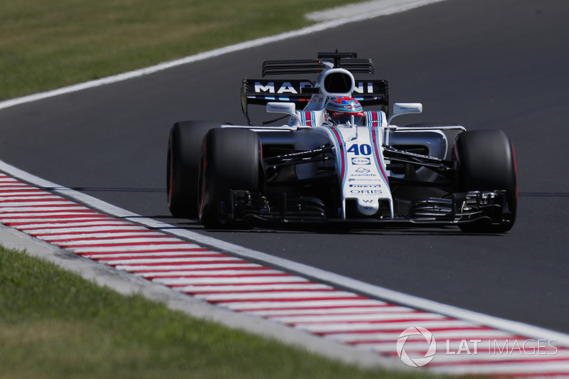 Пол ді Реста, Williams FW40