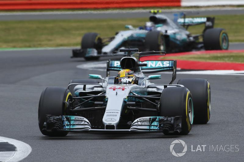 Gewinner: Mercedes