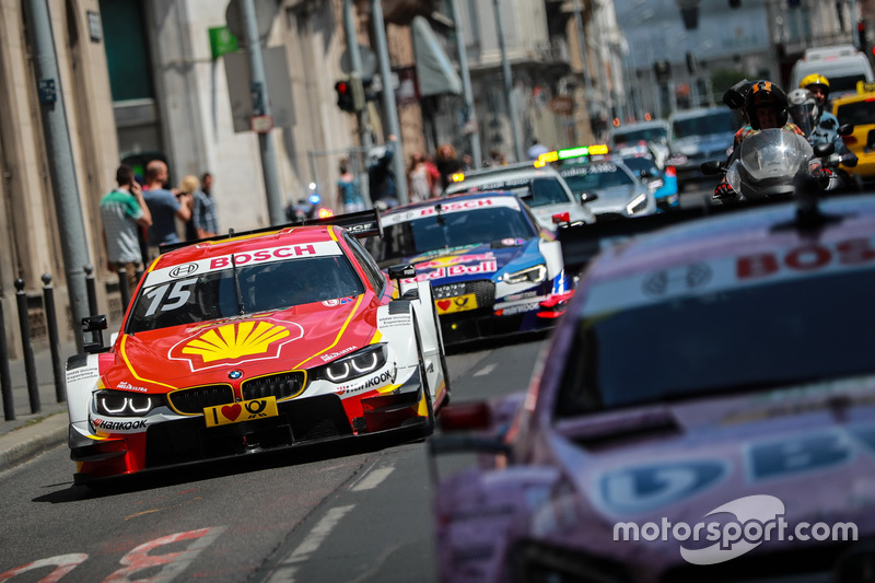 Аугусто Фарфус, BMW Team RMG, BMW M4 DTM