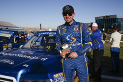 Chase Briscoe, Brad Keselowski Racing Ford with Flat Stanley