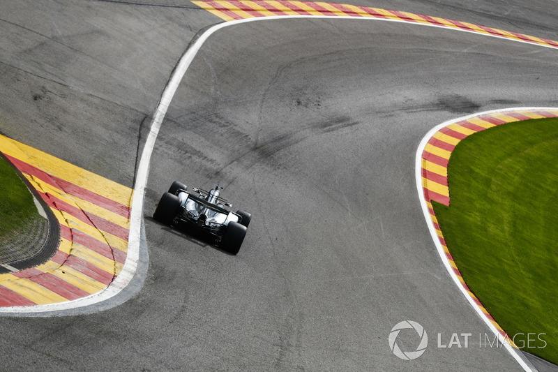 Spa desplazó a Silverstone como la pole más rápida