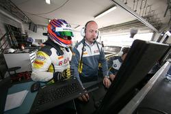 #98 Rowe Racing, BMW M6 GT3: Markus Palttala