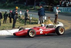 Ludovico Scarfiotti, Ferrari