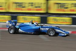 Moises de la Vara, DEForce Racing
