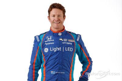IndyCar-Test in Phoenix, Februar