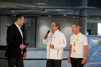 Patrick Simon, Norbert Brückner, Teamchef HTP Motorsport