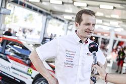 Juho Hänninen, Toyota Yaris WRC, Toyota Racing