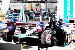 Coche de Sam Bird, DS Virgin Racing