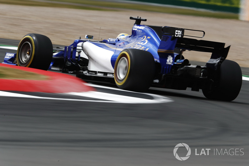 18. Marcus Ericsson, Sauber C36