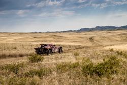 #115 Two Wheels Drive Ford: Eugenio Aamos, Sebastien Delaunay