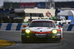 #912 Porsche Team North America Porsche 911 RSR: Кевін Естр, Лоранс Вантор, Ріхард Літц