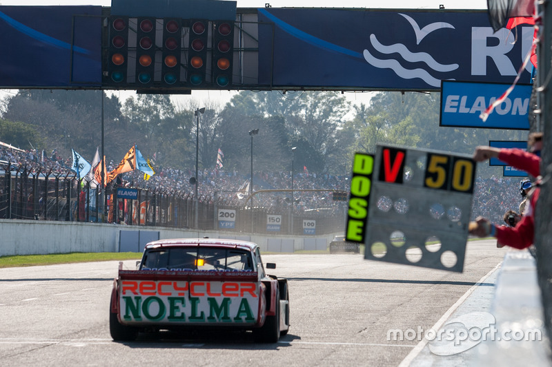 Nicolas Bonelli, Agustin De Brabandere, Bonelli Competicion Ford