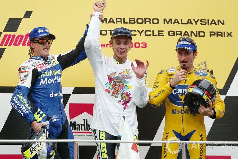 31. Гран Прі Малайзії-2003