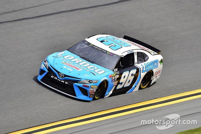 Ди-Джей Кеннингтон, Gaunt Brothers Racing, Toyota