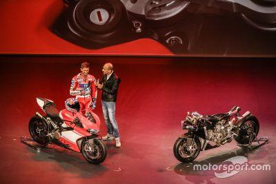 Präsentation: Ducati 1299 Superleggera