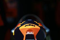 La moto de Niccolo Antonelli, Red Bull KTM Ajo