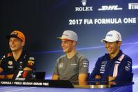 Max Verstappen, Red Bull Racing, Stoffel Vandoorne, McLaren, Esteban Ocon, Force India