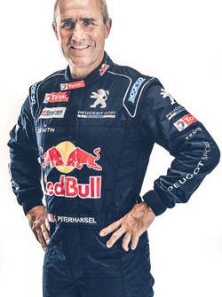 Стефан Петерансель, Peugeot Sport