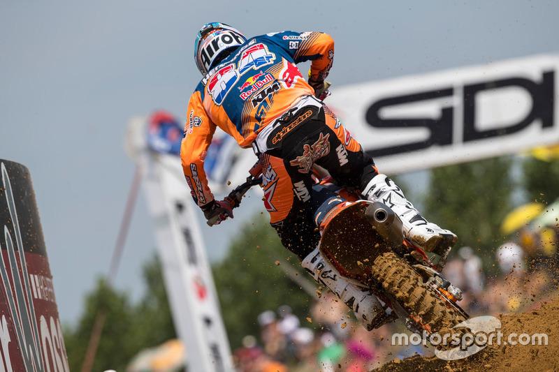 Jeffrey Herlings, KTM 450 SX-F