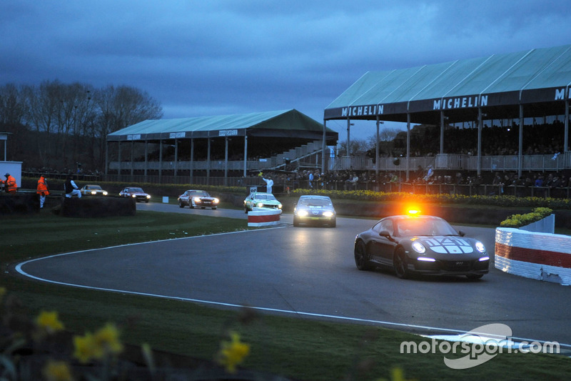 Gerry Marshall Trophy, Safety-Car