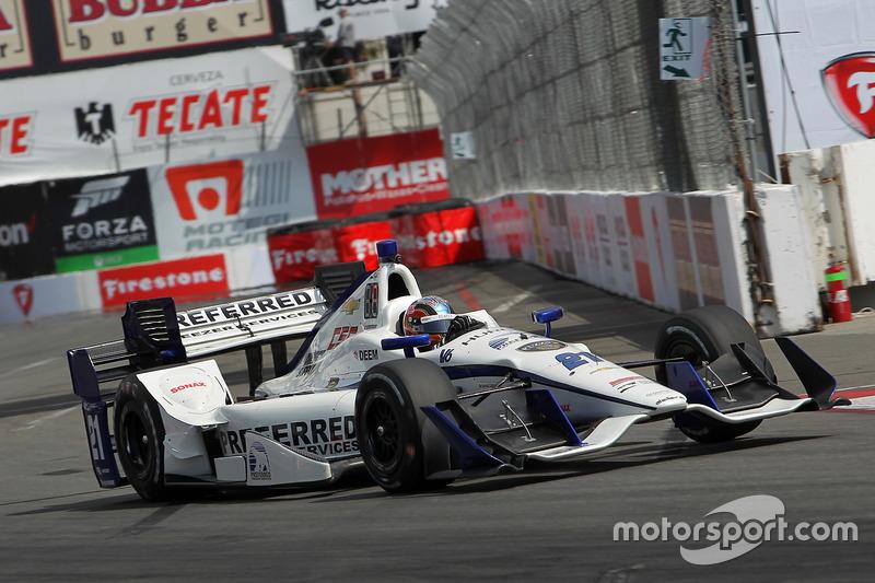 J.R. Hildebrand, Ed Carpenter Racing, Chevrolet