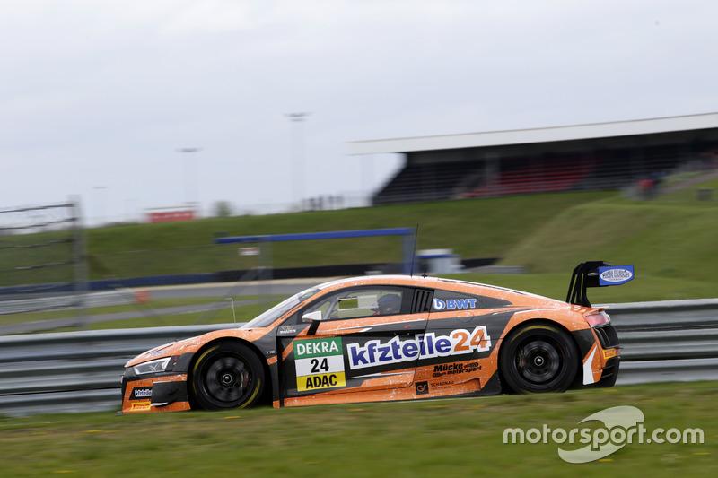 #24 BWT Mücke Motorsport, Audi R8 LMS