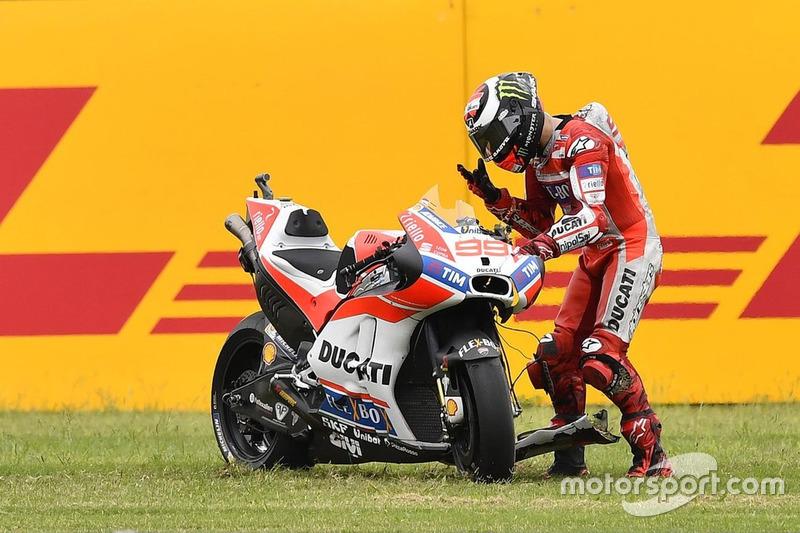 Jorge Lorenzo, Ducati